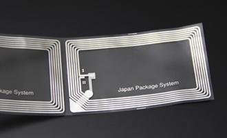 IC tag antenna manufacturing